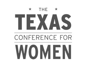 The Texas Conference for Women Speaking Engagement - Laura Okmin